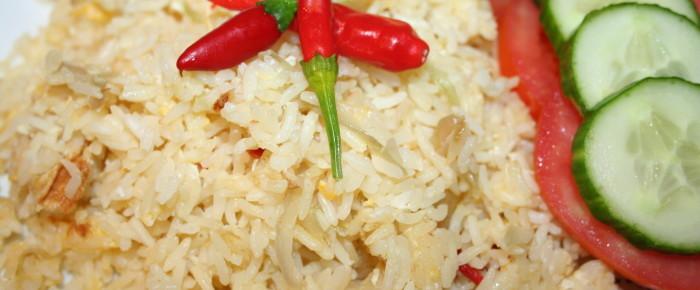 NASI GORENG RESEP IBU ala Arie's Kitchen