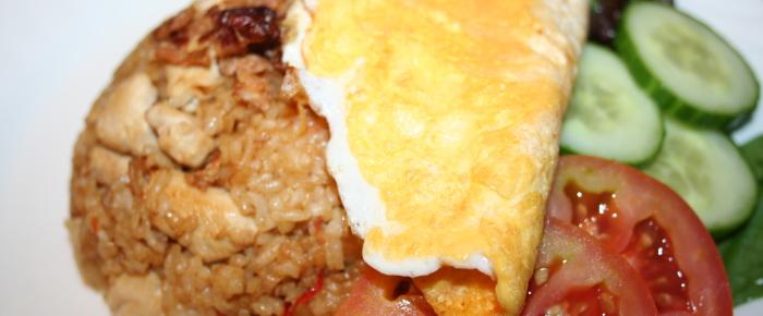 Nasi Goreng Special Recipe