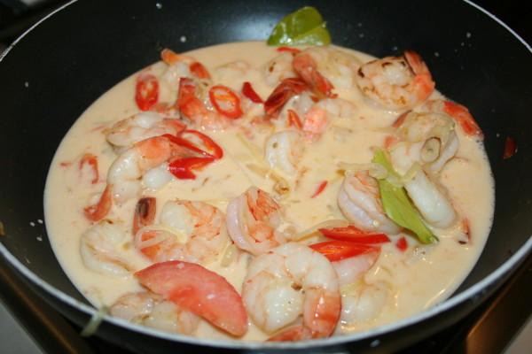 Javanese Prawn Curry Recipe