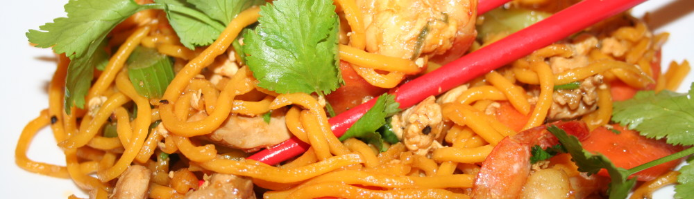 Mie Goreng     Special Fried Noodles RecipeMie Goreng Special