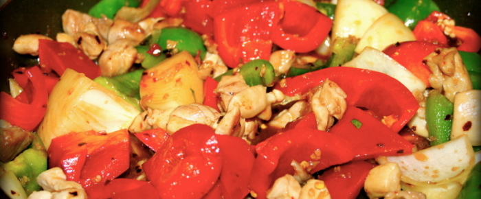 Spicy Honey Soy Chicken Recipe