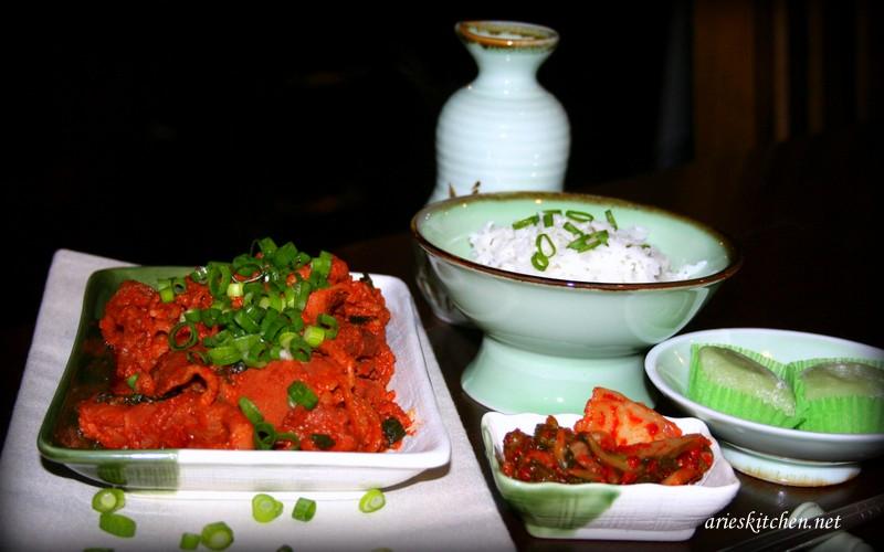 Korean Food Receipes Aries Kitchen