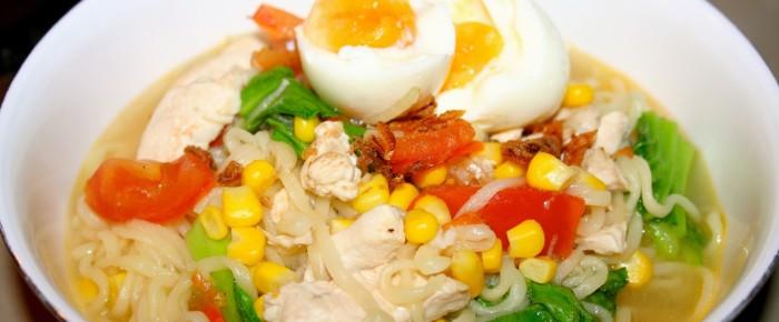 Chicken Noodles Soup Recipe
