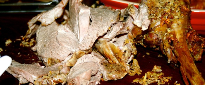 Roast Leg of Lamb Recipe