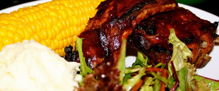 Baby Back Ribs with BBQ Sauce Recipe