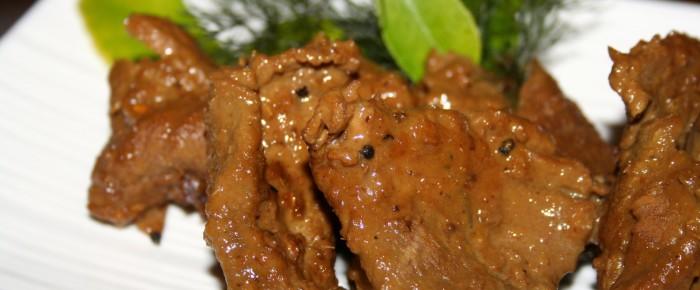 Javanese Braised Beef Recipe