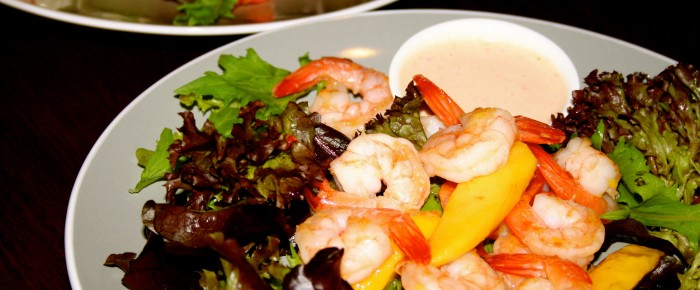 Fresh Mango and Prawn Salad Recipe