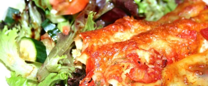 Ricotta Cannelloni Recipe