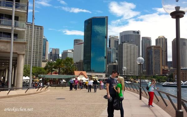 Short Trip to Sydney Australia