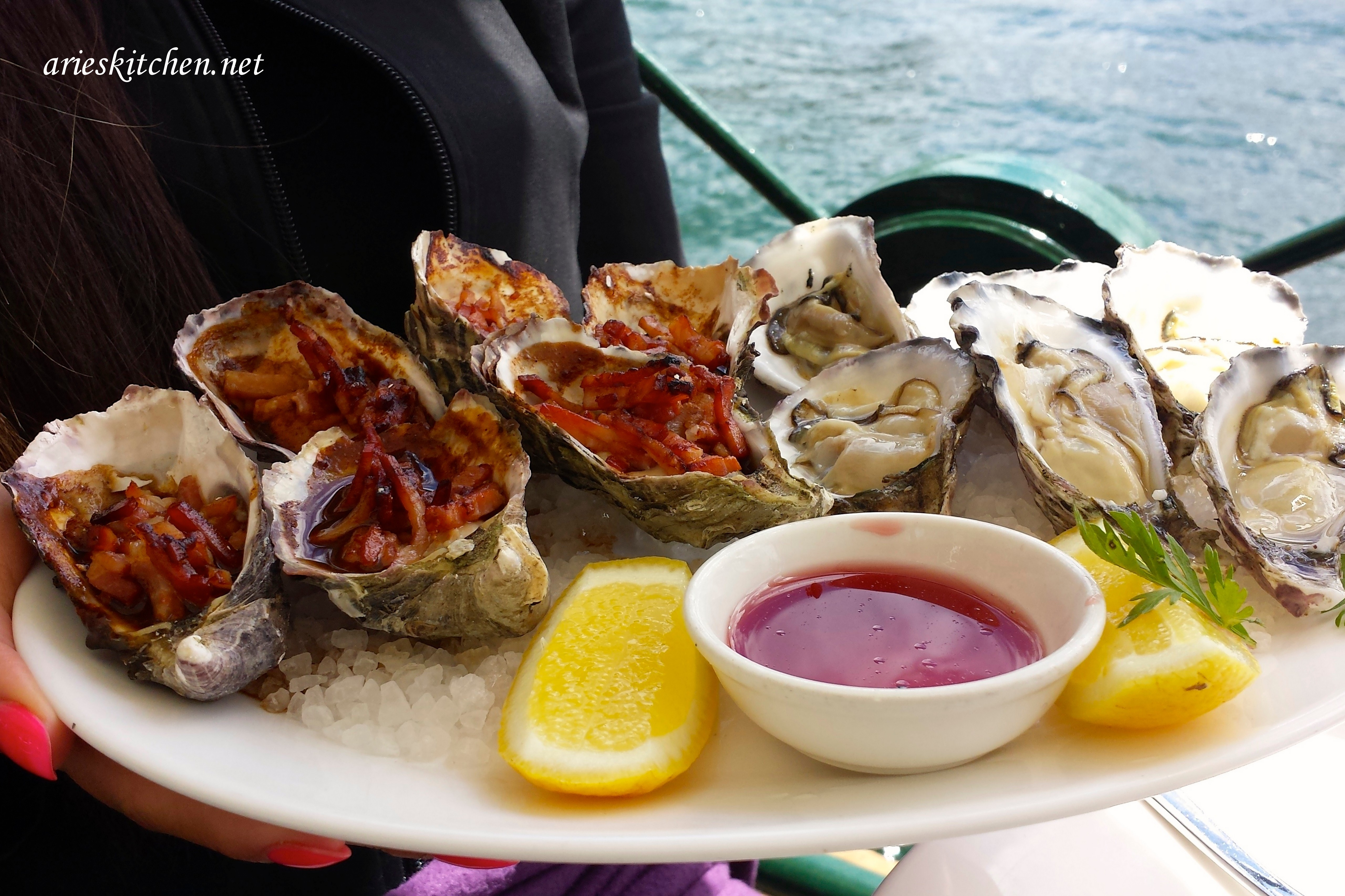 The sydney cove oyster bar sydney day 5 arie 39 s kitchen for Food bar sydney