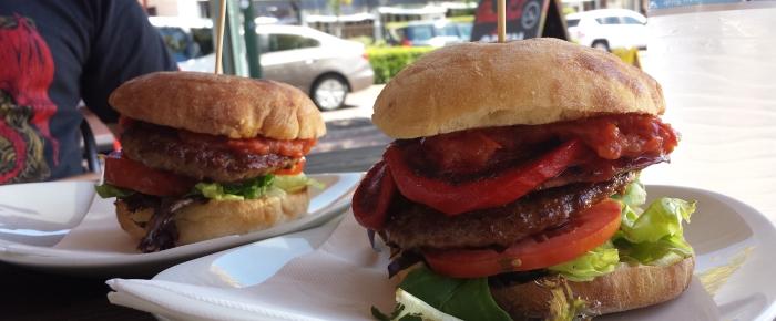 V Burger Bar Vic Park
