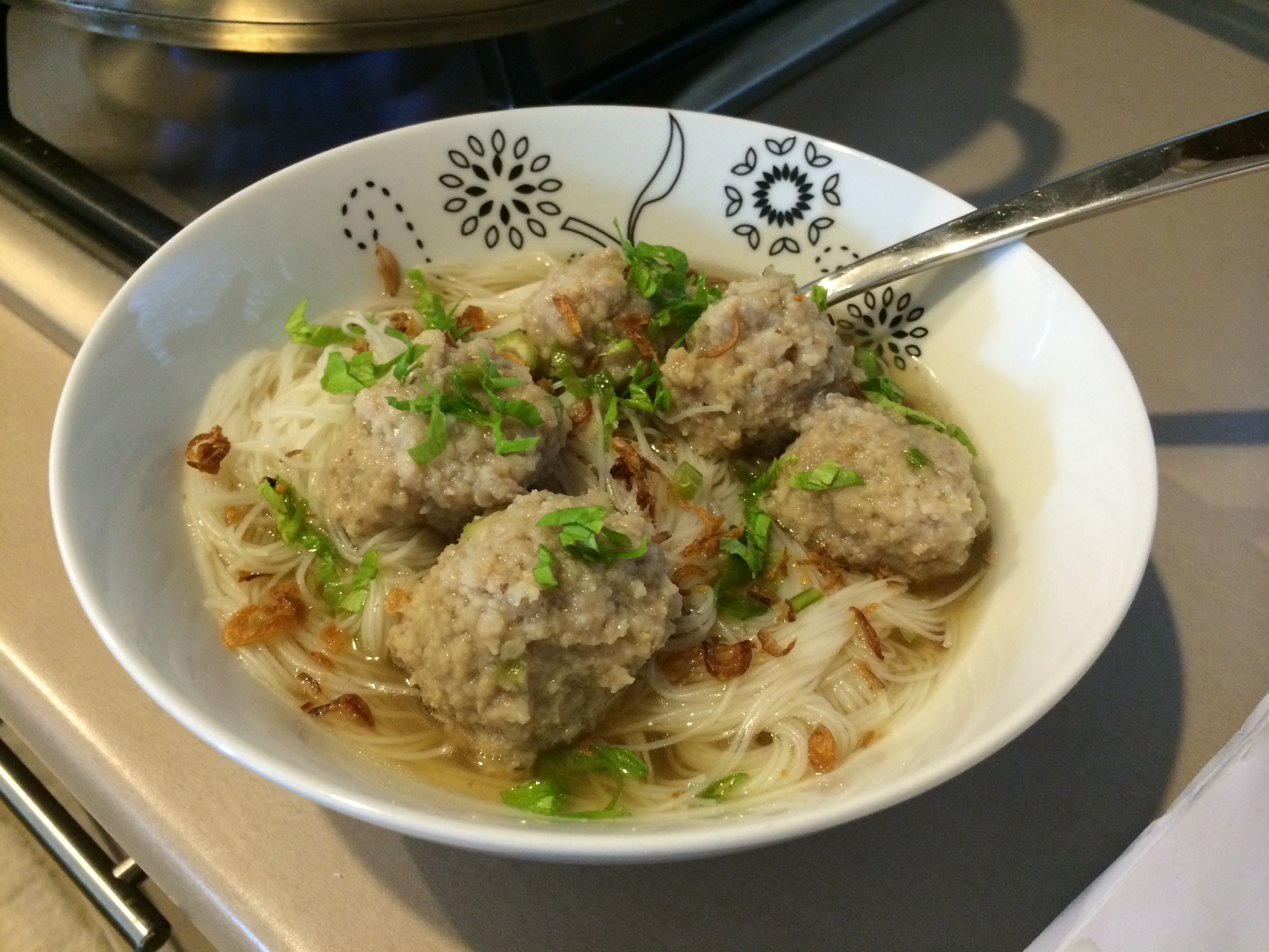 Bakso recipe indonesian meatballs soup aries kitchen authentic bakso recipe forumfinder Image collections