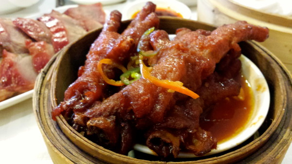 Chicken Feet or Fung Jao