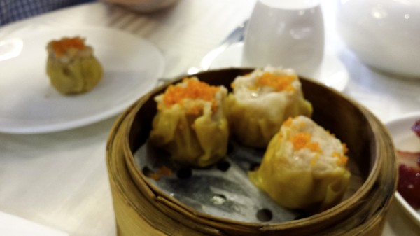 Steamed Pork Dumplings or Siu Mai