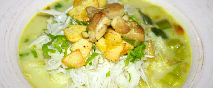 Chicken Soup (Indonesian Soto Ayam) Recipe