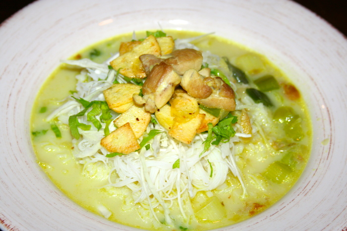 Chicken Soup (Indonesian Soto Ayam) RecipeAries Kitchen