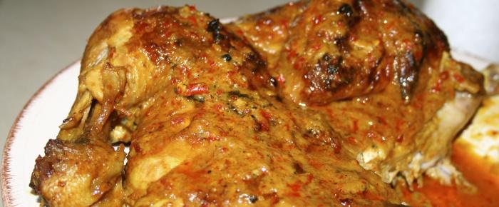 Javanese Chicken Lodho Recipe