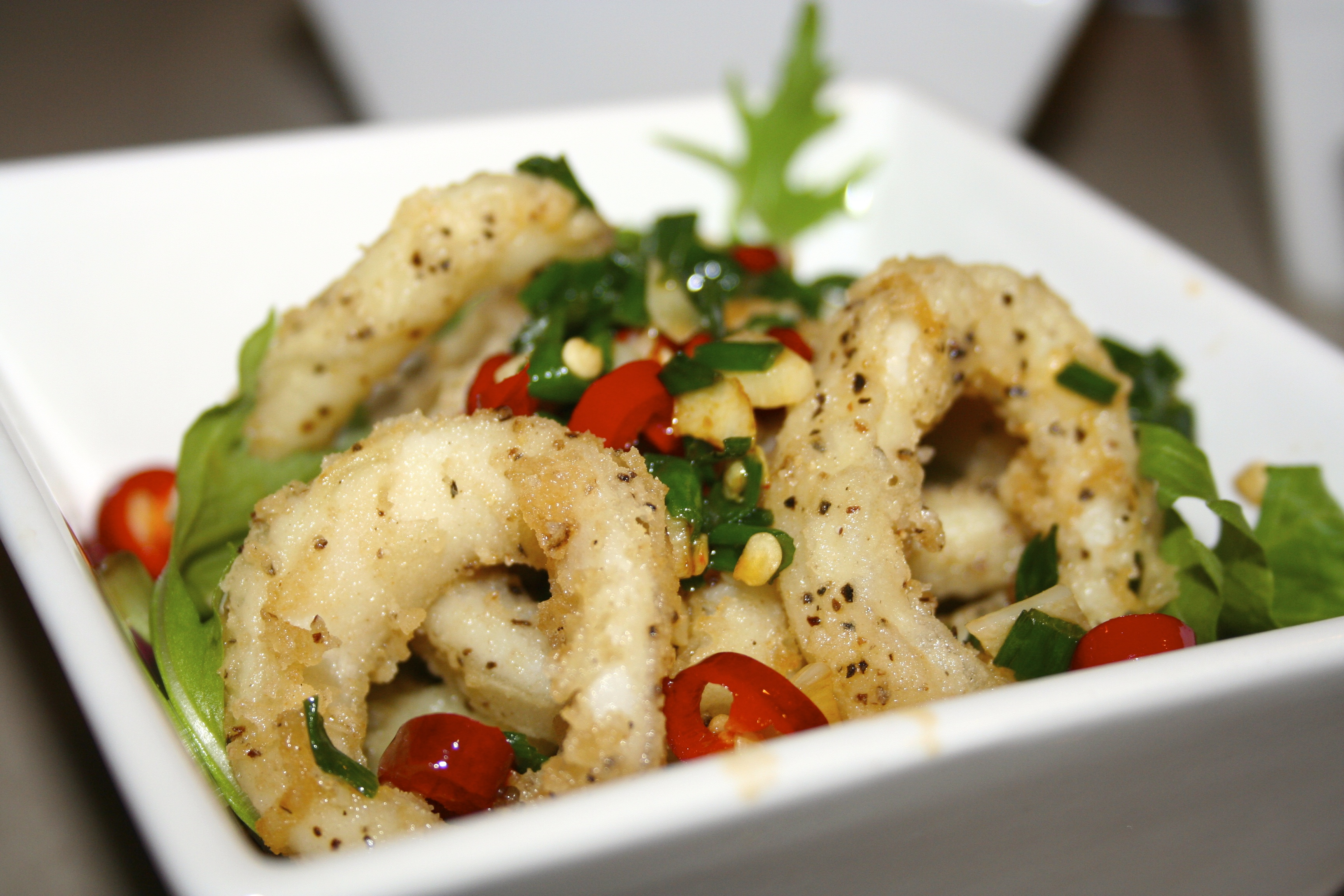 fried squid recipe chinese style arie 39 s kitchen