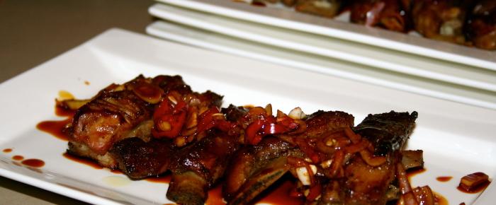 BBQ Lamb Ribs Recipe