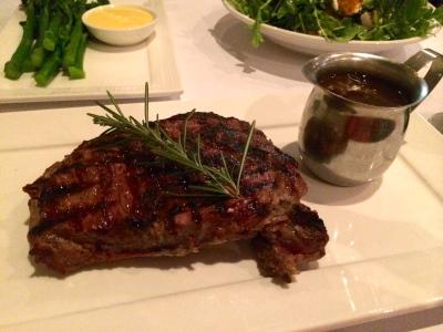 Scotch Fillet Steak Blue Ox Steakhouse