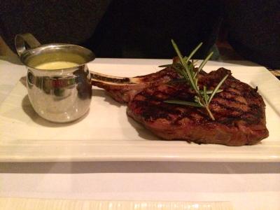 500gr Rib Eye Blue Ox Steakhouse