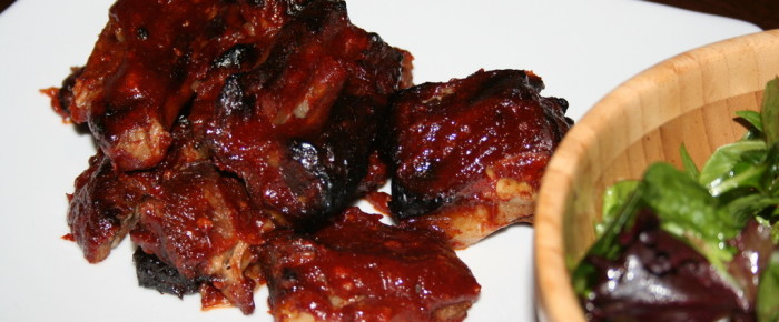 BBQ Short Ribs Recipe