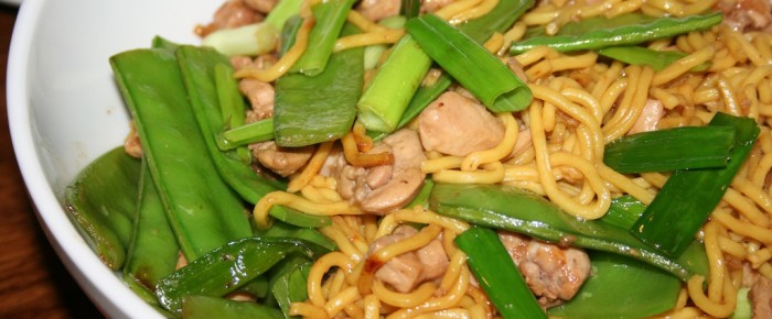 Easy Chinese Noodles Recipe