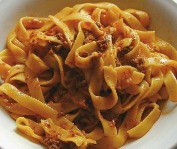 Spaghetti Bolognese Recipe by Dom