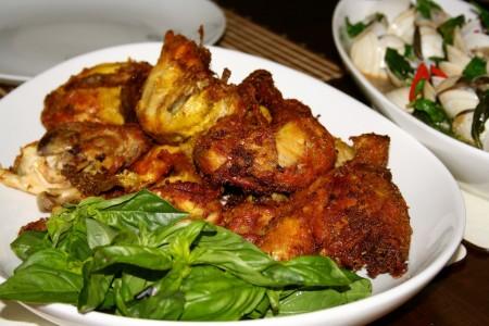Indonesian Turmeric Chicken Recipe