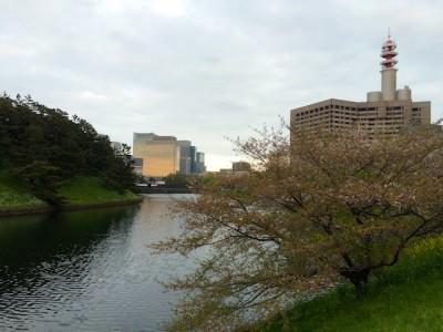 Chiyoda Park Tokyo Japan