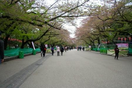 Ueno Park Tokyo Japan