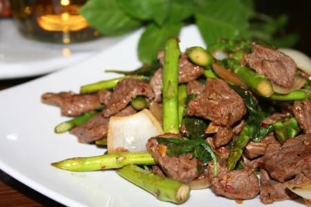 Easy Beef Asparagus Stir-Fry Recipe.