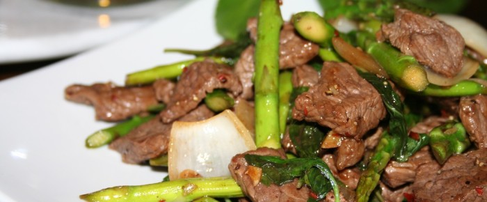Beef Asparagus Stir Fry Recipe