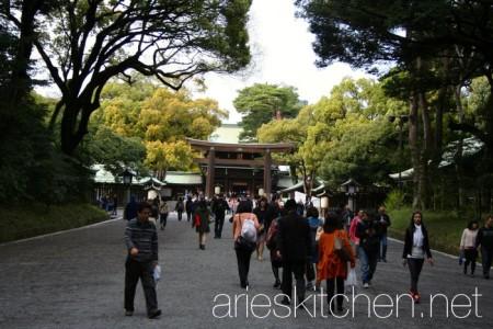 Meiji Shrine Shinjuku