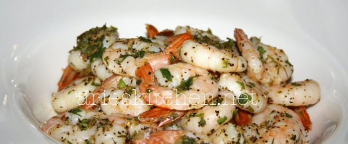 Super Easy Prawn Recipes